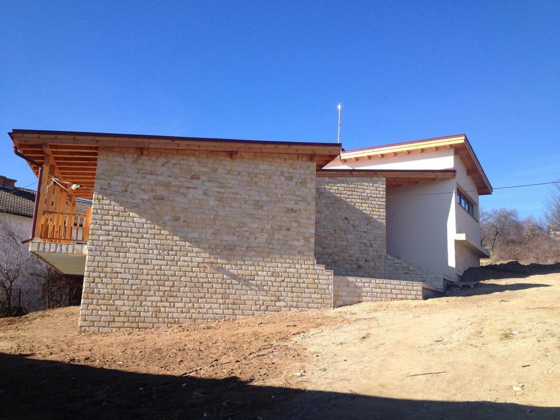 Жилищни сгради, селски райони